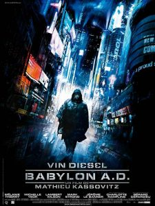 StudioCanal Babylon A.D. Kassovitz