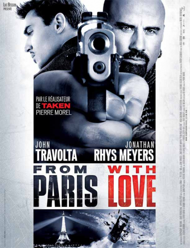 Europacorp From Paris with Love Morel
