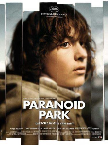 MK2 Paranoid Park Gus Van Sant