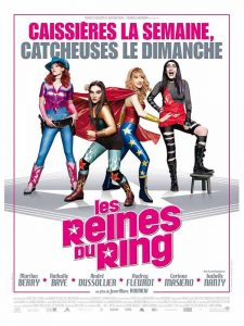 Kare Les Reines du Ring Rudnicki