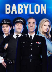 Nightjack Channel 4 Babylon Dany Boyle