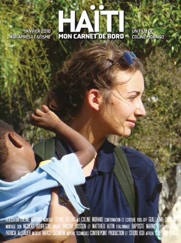 Haïti, Mon Carnet de Bord Coline Morand