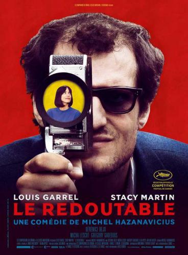 Compagnons du Cinéma Le Redoutable Hazanavicius