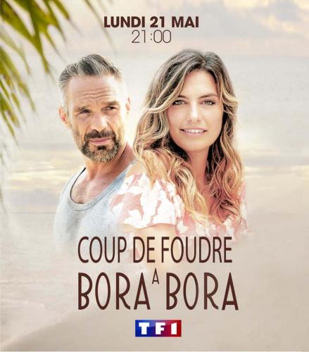 Big Band Story TF1 Coup de Foudre à Bora Bora Morlay