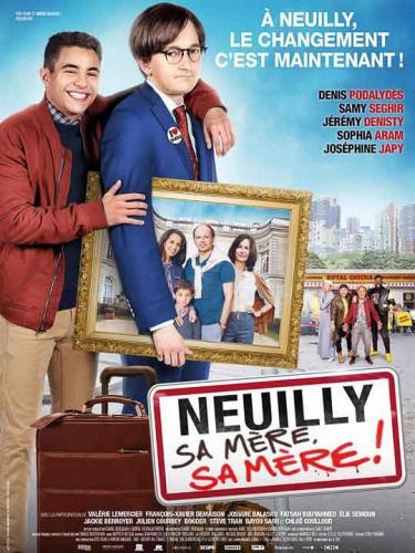 Vito Films Neuilly Sa Mère, Sa Mère Julien-Laferrière