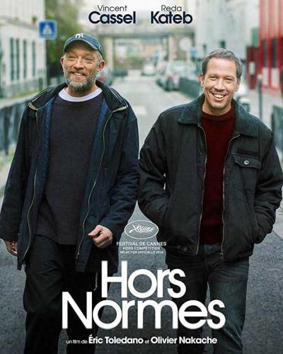 ADNP Quad Films Hors Normes Toledano Nakache