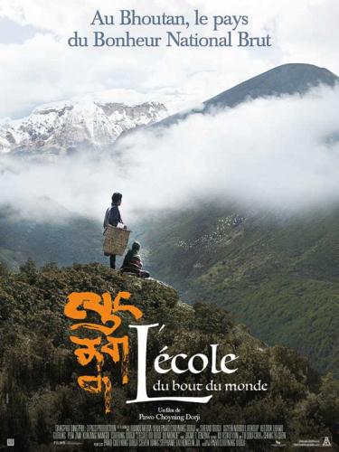 Arp L'Ecole du Bout du Monde Pawo Choyning Dorji